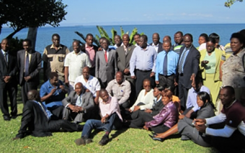 ZPSP Parliamentary Oversight Workshop,Kariba, May 2011